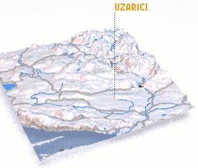 3d view of Uzarići