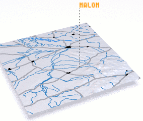 3d view of Malom