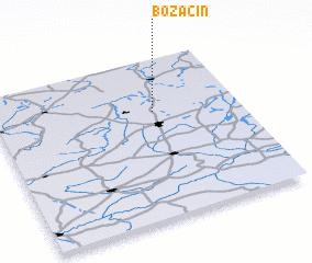 3d view of Bożacin