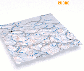 3d view of Rudno