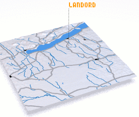 3d view of Landord