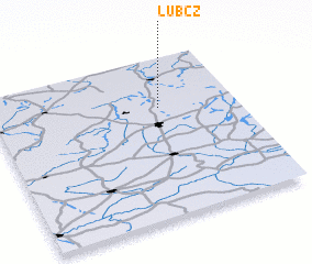 3d view of Lubcz