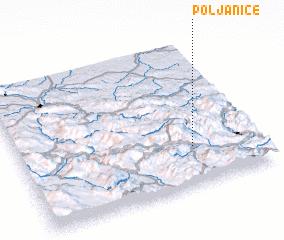 3d view of Poljanice