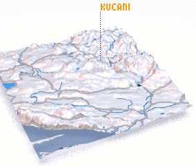 3d view of Kućani