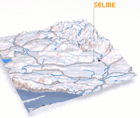 3d view of Seline