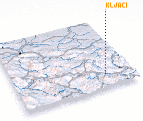 3d view of Kljaci