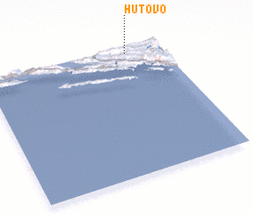 3d view of Hutovo