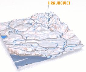 3d view of Krajkovići