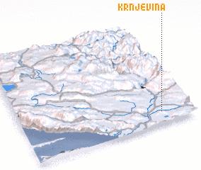 3d view of Krnjevina