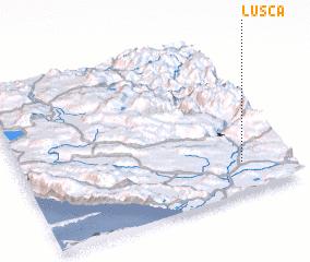 3d view of Lušca
