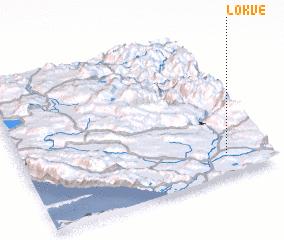 3d view of Lokve