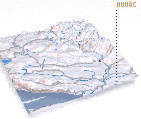 3d view of Humac