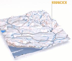 3d view of Kovačice