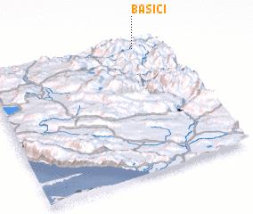 3d view of Bašići