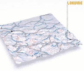 3d view of Lokvine