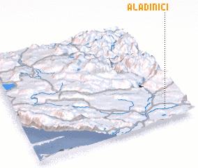 3d view of Aladinići