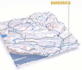 3d view of Bandurica