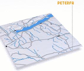 3d view of Péterfa
