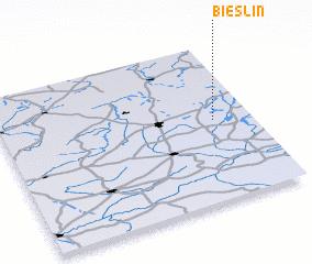 3d view of Bieślin