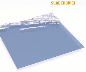 3d view of Slađenovići