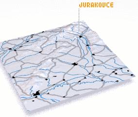 3d view of Jurákovce