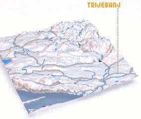 3d view of Trijebanj