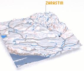 3d view of Zarastin