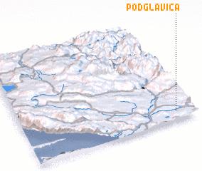 3d view of Podglavica