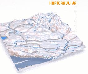 3d view of Kapića Avlija