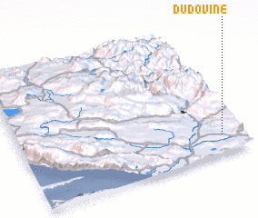 3d view of Dudovine