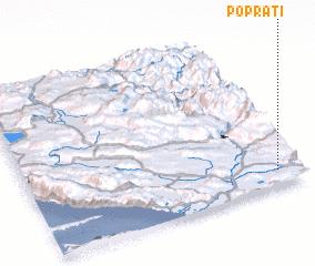 3d view of Poprati