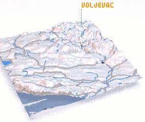 3d view of Voljevac
