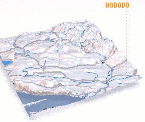 3d view of Hodovo