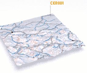 3d view of Cerovi