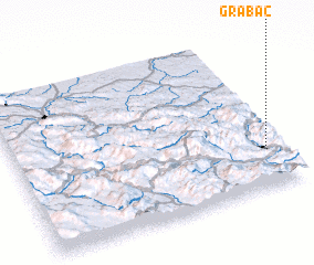 3d view of Grabac