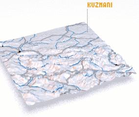 3d view of Kuzmani
