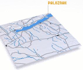 3d view of Paloznak