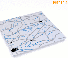 3d view of Potażnia