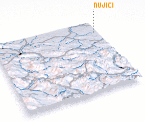 3d view of Nujići