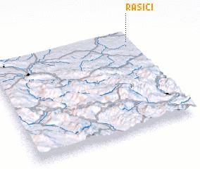 3d view of Rašići