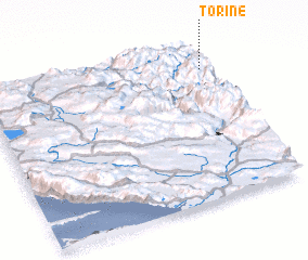 3d view of Torine