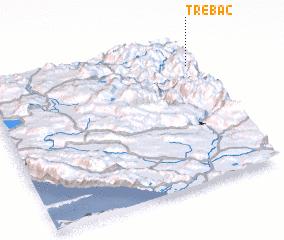 3d view of Trebac