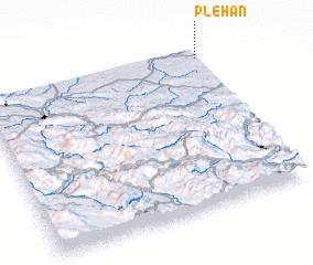 3d view of Plehan