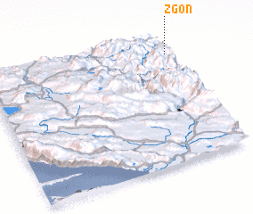3d view of Zgon