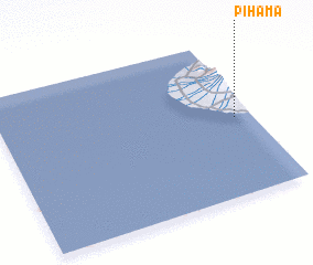 3d view of Pihama