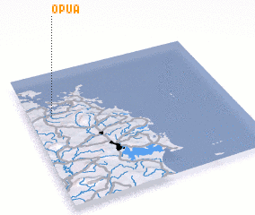3d view of Opua