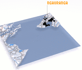3d view of Ngauranga