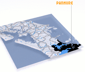 3d view of Panmure