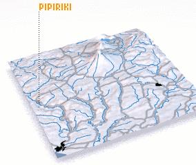3d view of Pipiriki