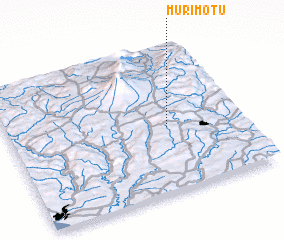 3d view of Murimotu